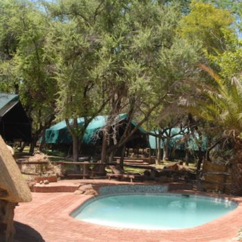 Tented Safari Camp Rosslyn Safaris