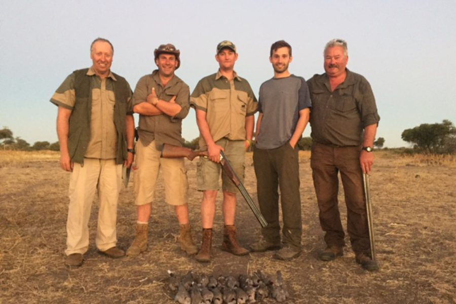 Rifle Hunting Safari, Rifle hunting, Hunting safari, Zimbabwe, rifle