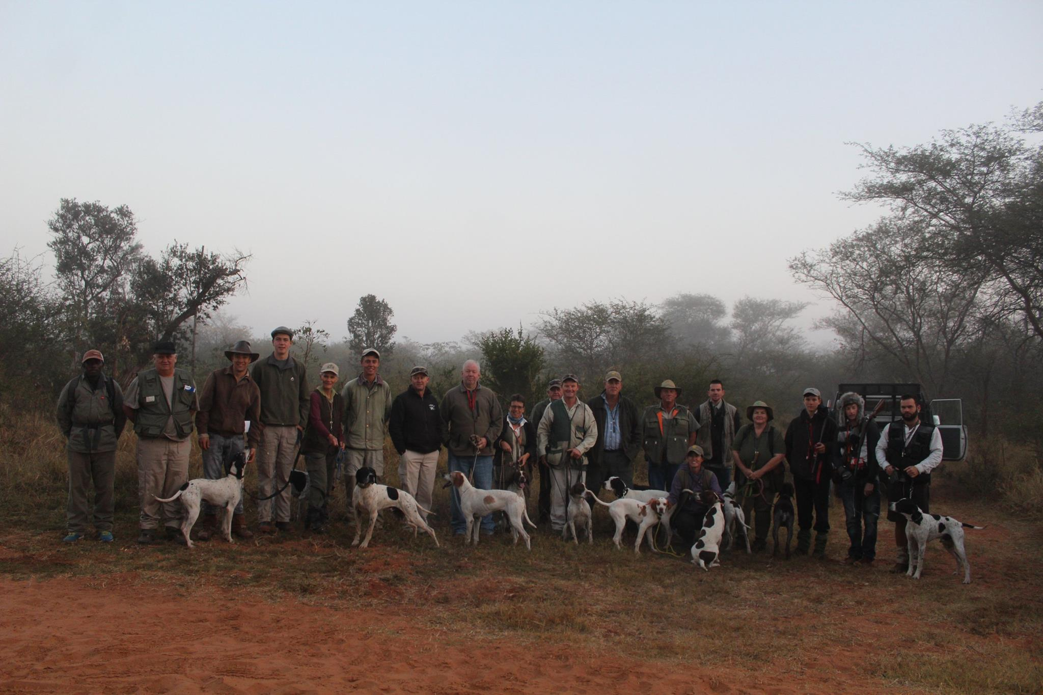 10th Zimbabwe National Pointer Dog Trials