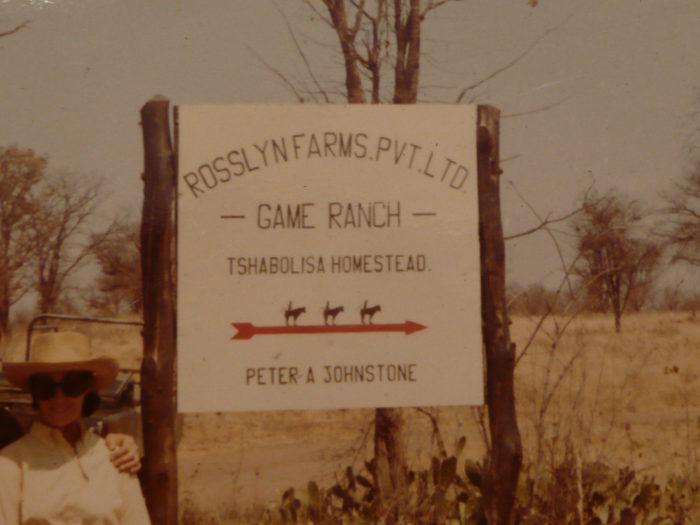 Zimbabwe Rosslyn Safaris history