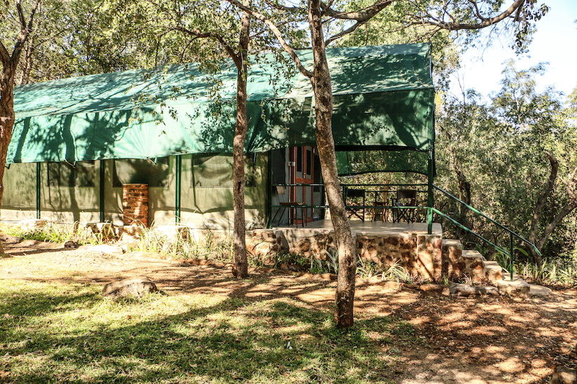 Introducing our new and luxurious tented camp